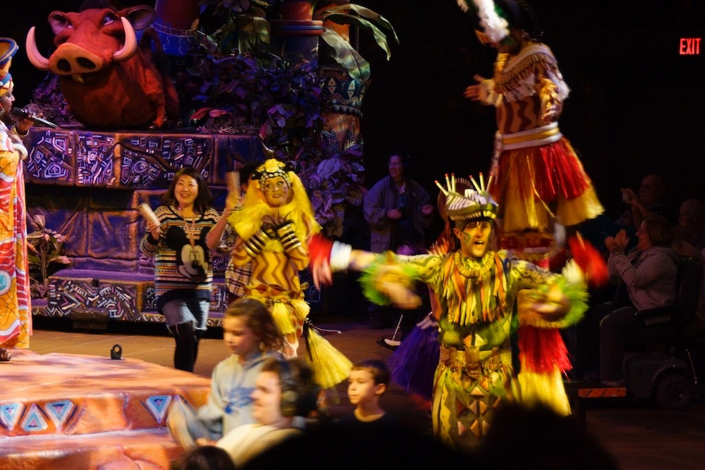 Camp Minnie Mickey Closes Lion King Goes On Hiatus To