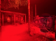 HHN XXIII Haunted Houses  Havic Evil Dead American Werewolf in London Resident Evil