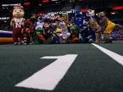 Attractions Magazine mascot games 2014 photos 1