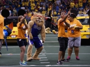 Attractions Magazine mascot games 2014 photos 15