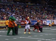Attractions Magazine mascot games 2014 photos 18