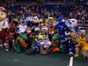Attractions Magazine mascot games 2014 photos 2
