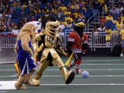 Attractions Magazine mascot games 2014 photos 28