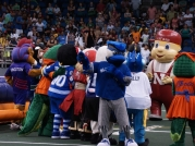 Attractions Magazine mascot games 2014 photos 3