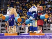 Attractions Magazine mascot games 2014 photos 6
