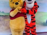 Winnie and Tigger