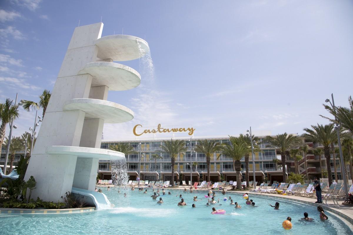 cabana bay beach resort now open at universal orlando. Black Bedroom Furniture Sets. Home Design Ideas
