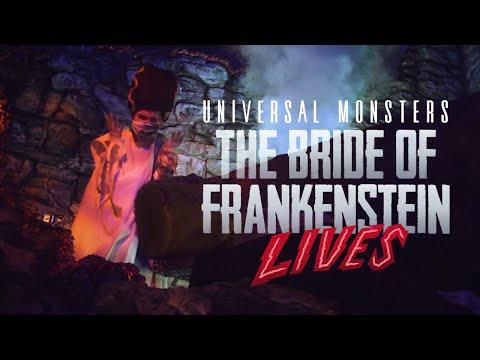 Universal Monsters: The Bride of Frankenstein Lives Walkthrough