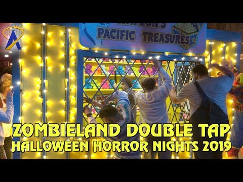 Zombieland Double Tap Scare Zone at Halloween Horror Nights Orlando 2019