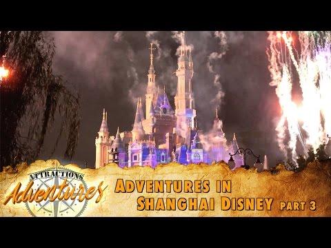 Attractions Adventures - 'Adventures in Shanghai Disney Part 3' - Nov. 4, 2016