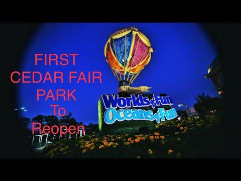 Worlds Of Fun - Reopening 2020