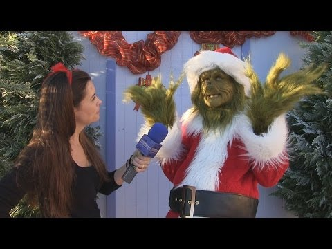 Attractions - The Christmas Show - Dec. 19, 2013 - Grinchmas, Disney gift ideas, plus latest news