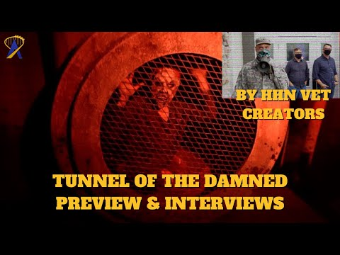Tunnel of the Damned! Preview and Interviews With The Creators