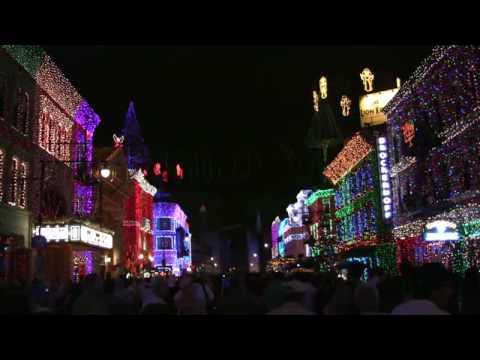 Disney's Osborne Lights- Jingle Bells in HD