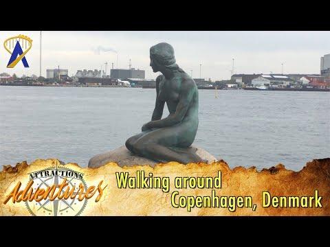 Walking around Copenhagen, Denmark - Attractions Adventures