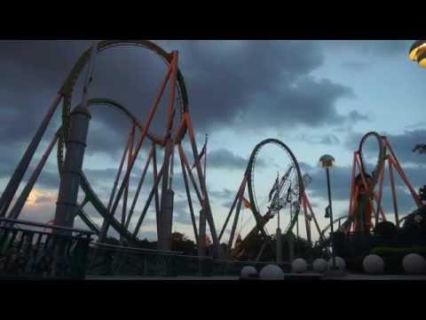 Changes underway at the Hulk Coaster, what will happen next?