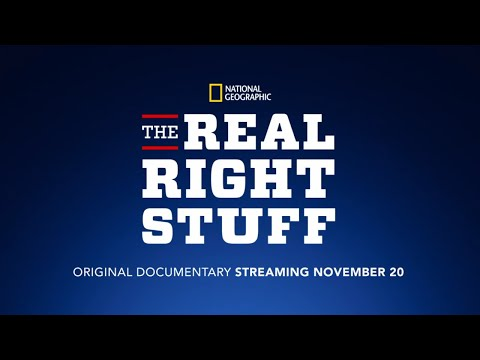 The Real Right Stuff Trailer   National Geographic