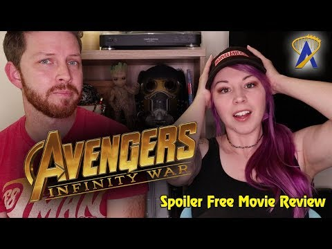 SPOILER FREE movie review of Avengers: Infinity War