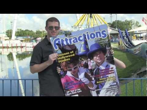 The Show - September 22, 2011 - Orlando Attractions Magazine - Episode 42