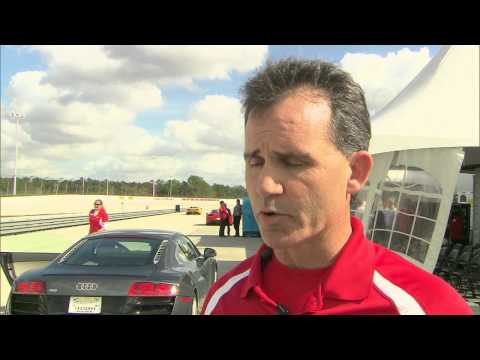Exotic Driving Experience at Walt Disney World Speedway