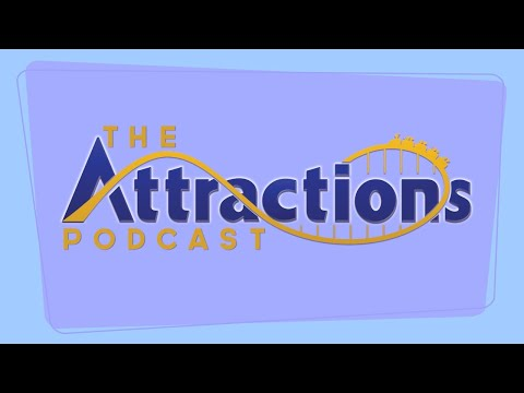 LIVE: The Attractions Podcast #81 - USH reopening, Food & Wine, plus special guest Eric Oh!
