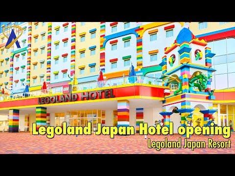 Legoland Japan Hotel opening ceremony at Legoland Japan