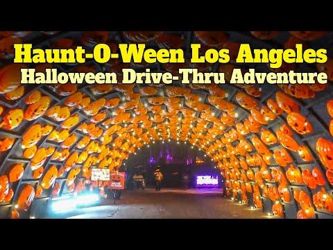 Haunt O' Ween Los Angeles Halloween Drive-Thru Adventure