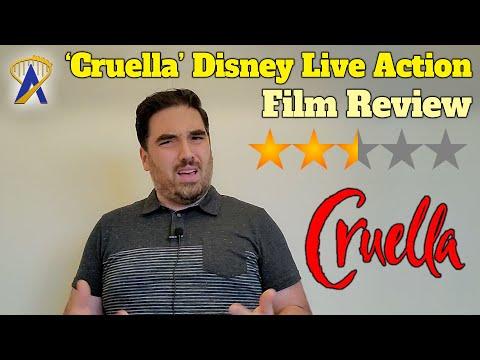 'Cruella' Live Action Emma Stone – Film Review