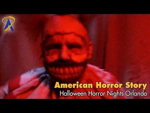 American Horror Storyhaunted house at Halloween Horror Nights 2016 at Universal Orlando