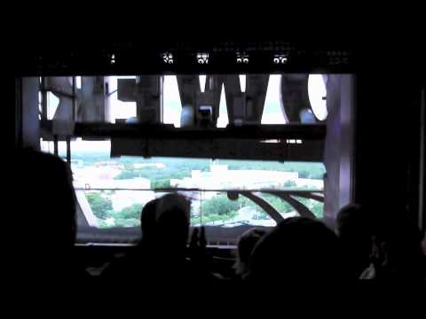 Tower of Terror Summer Nightastic POV ride-through at Disney's Hollywood Studios