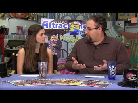 Attractions - The Show - Dec. 27, 2012 - Year in Review - The year in attractions and theme parks