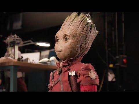 Disney Imagineering's Project Kiwi is free walking robot that will make you believe in Groot