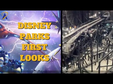 Disney Parks Update: First Look at Spider Man, Guardians and More Coming Attractions