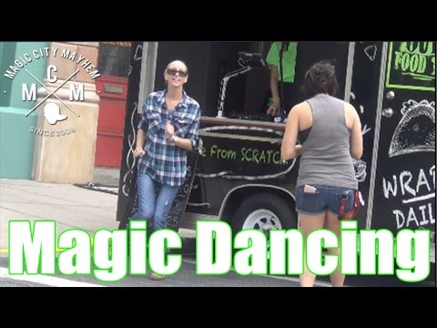 "Magic City Mayhem - ""Magic Dancing"" - Nov. 25, 2015"