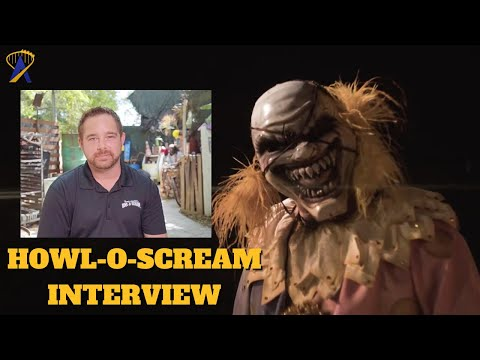 Interview with Howl-O-Scream 2020 Show Director at Busch Gardens Tampa Bay