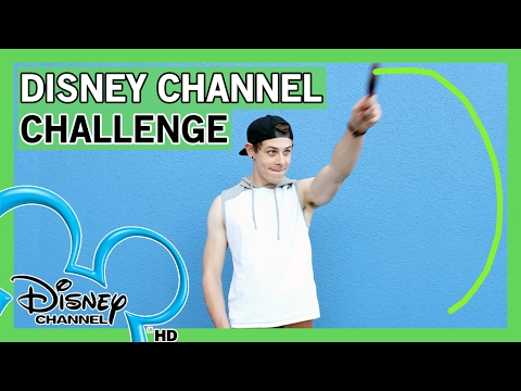 You're Watching Disney Channel CHALLENGE