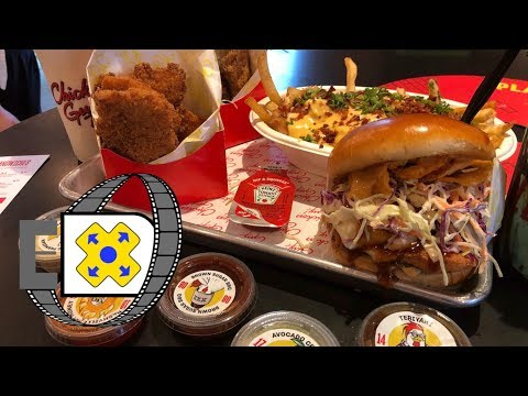 Expansion Drive podcast - Chicken Guy review, Guardians news and Top 5 favorite snacks