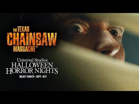 Texas Chainsaw Massacre Returns | Halloween Horror Nights 2021