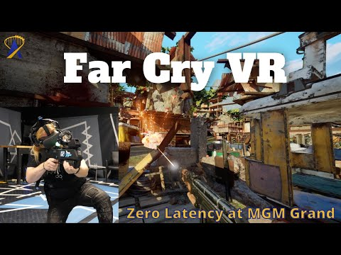 Far Cry: Dive into Insanity Free-Roaming VR Game Review