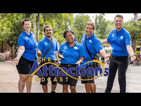 LIVE: The Attractions Podcast #108 - Disney Genie details, Shrek 4-D closing, and more!