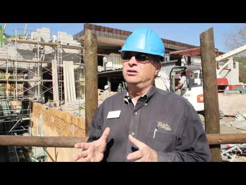 Cheetah Hunt roller coaster hard hat construction tour at Busch Gardens Tampa Bay