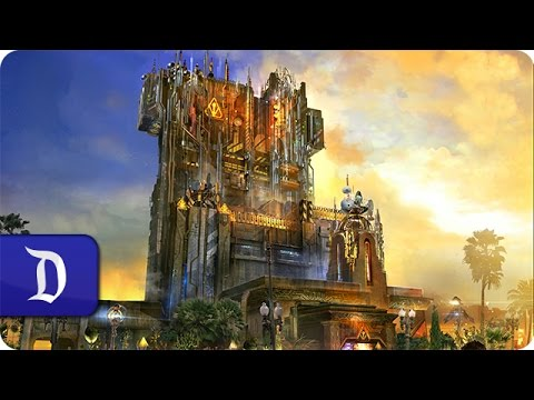 Guardians of the Galaxy - Mission: BREAKOUT! | Disney California Adventure Park