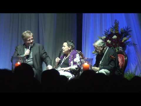 Haunted Mansion 40th Anniversary Imagineer panel discussion
