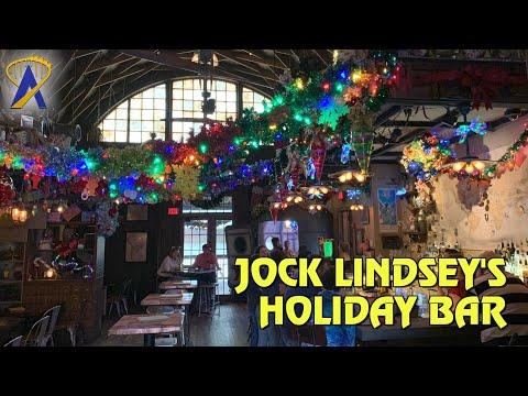 Jock Lindsey's Holiday Bar at Disney Springs - Walt Disney World