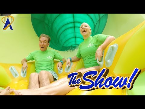 Attractions - The Show - Universal's Volcano Bay Water Theme Park; latest news - May 25, 2017