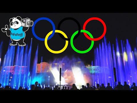 NEW Universal Orlando Tokyo Olympics Celebration Show