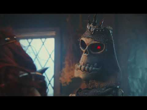 The Barbarian and The Troll Medieval Tale Trailer