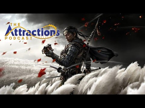 LIVE: Recording Episode 46 of The Attractions Podcast