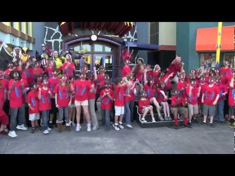 Grand Reopening for enhanced Spider-Man ride at Universal's Islands of Adventure