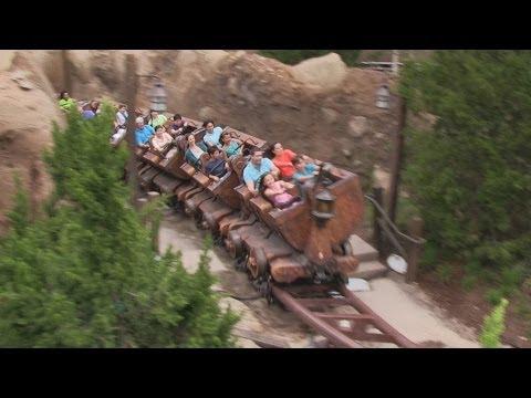 First riders on Seven Dwarfs Mine Train plus more details at Magic Kingdom